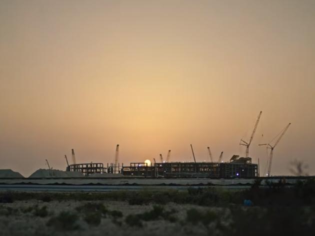VS-Trend iz Bihaća završava instalacione radove na olimpijskom stadionu u Kataru