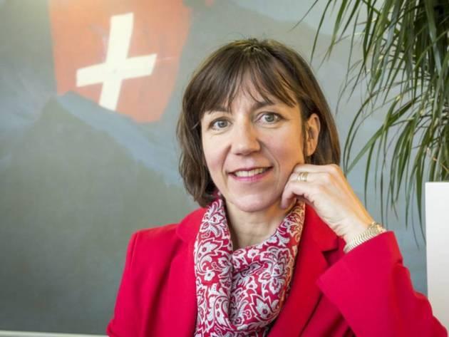Andrea Rauber Saxer, ambasadorka Švajcarske u BiH - Sporazum o izbjegavanju dvostrukog oporezivanja bi privukao više investitora