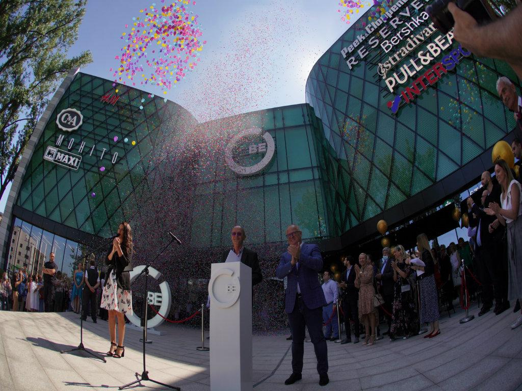Beograd dobio novu šoping destinaciju veličine 20 fudbalskih terena - Svečano otvoren BEO Shopping Center