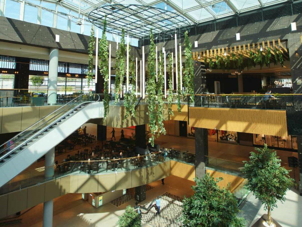 BEO Shopping Center osvojio internacionalne nagrade za arhitekturu i enterijer u ritejlu