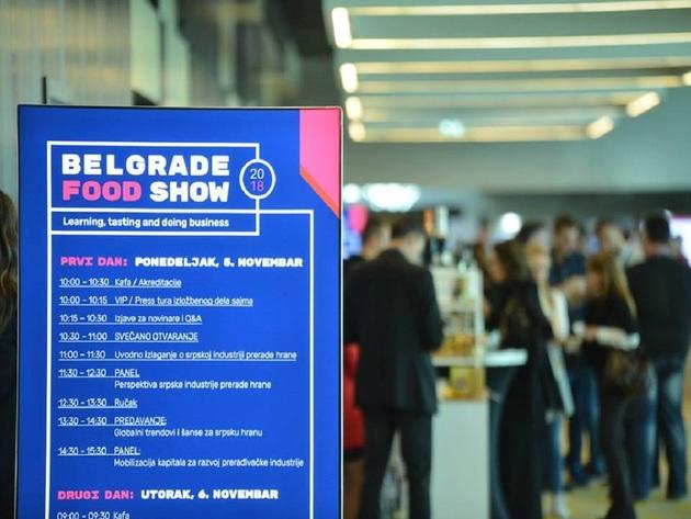 Belgrade food Show ispunio sva očekivanja - Najavljeno druženje i za sledeću godinu