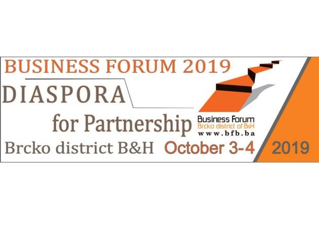 Biznis forum Brčko distrikta 3. i 4. oktobra