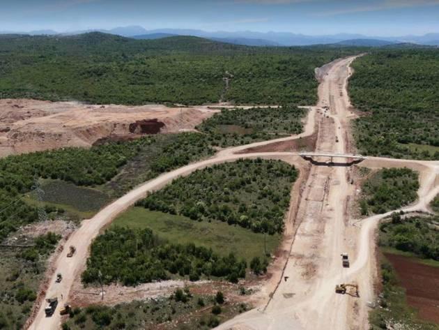 U Hercegovini se trenutno gradi 18 km autoputa - Pogledajte stanje na gradilištima  (FOTO)