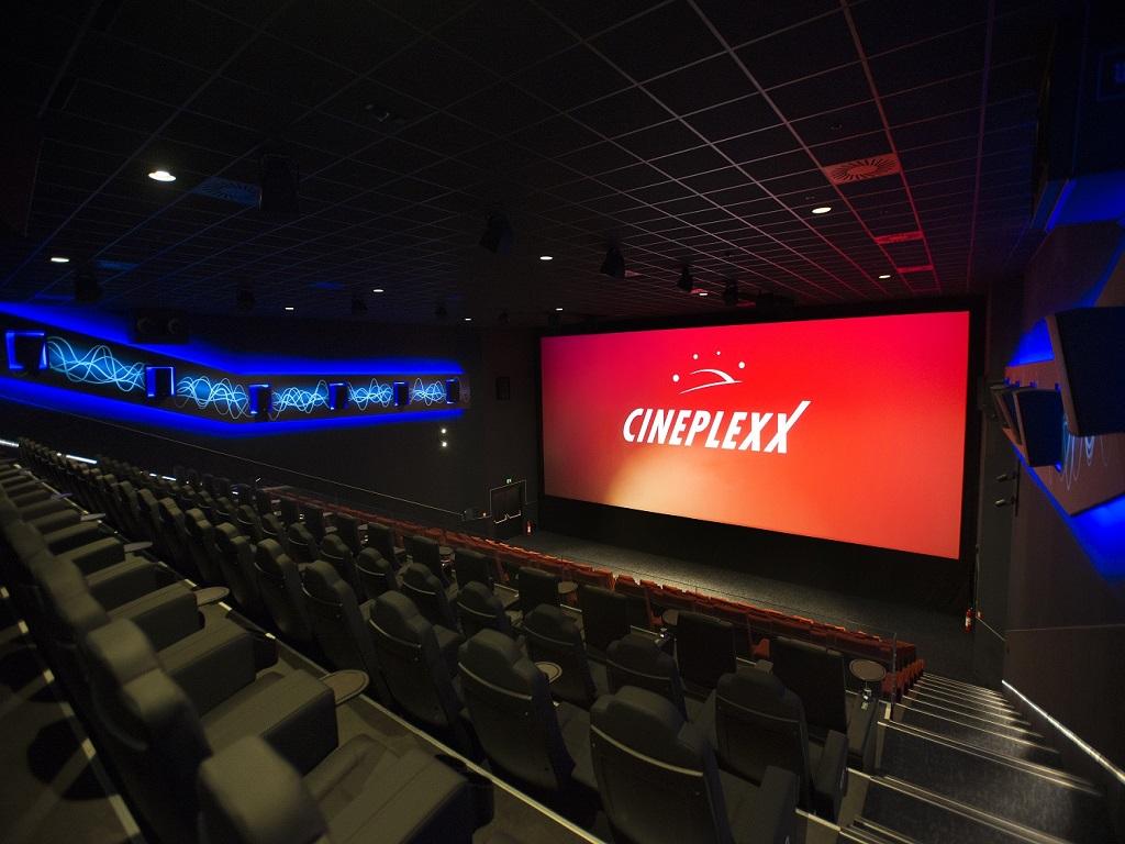 Otvoren Cineplexx BEO Shopping Center bioskop