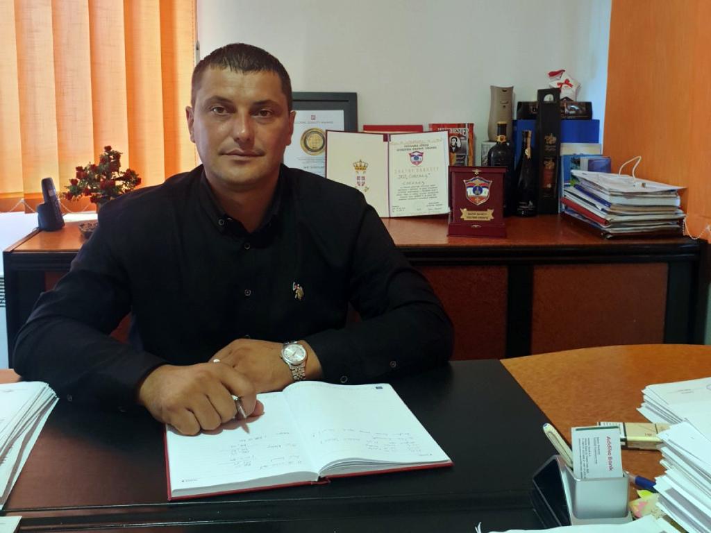 Dejan Tomić, direktor JKP Sokolac - U fokusu unapređenje komunalne infrastrukture i mehanizacije