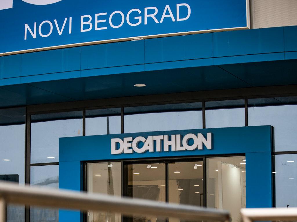 Otvara se najveća sportska prodavnica u Srbiji - Novi Decathlon na Novom Beogradu