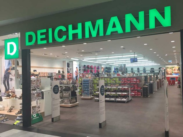 Deichmann otvara 208 prodavnica, 2019. i prvu u Dubajiu
