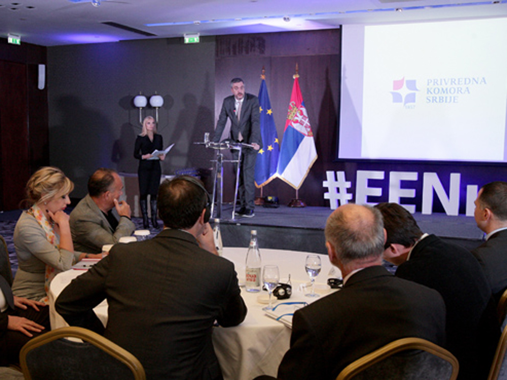 Obeleženo deset godina uspešne realizacije Evropske mreže preduzetništva - Dodeljene nagrade najuspešnijim kompanijama