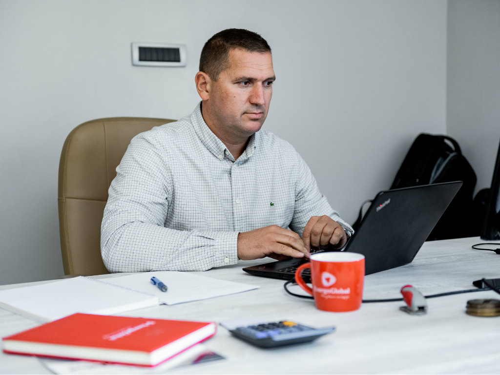 """Miodrag Sakić, CEO Energoglobal - """"Pouzdana energija"""", slogan koji naša kompanija istinski živi (VIDEO)"""