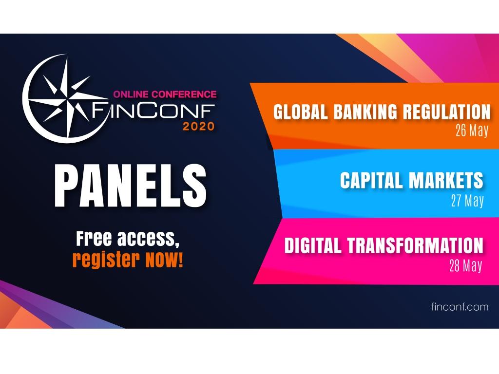 FinConf konferencija okuplja svjetska imena finansijskog sektora od 26. do 28. maja