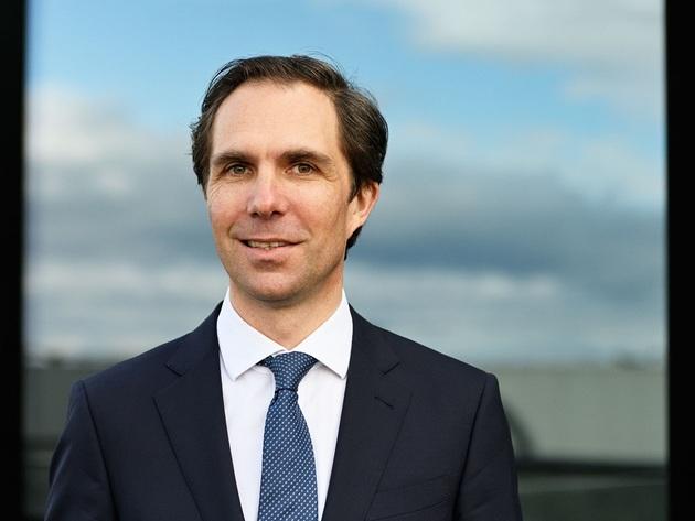 Wolfram Senger-Weiss, CEO of Gebrüder Weiss