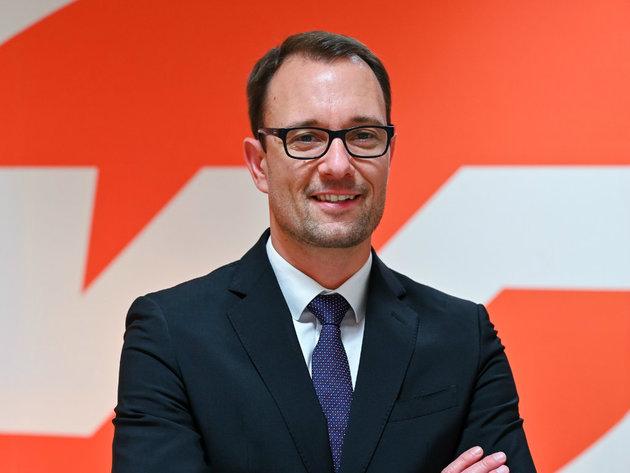 Roland Raith, izvršni direktor Gebruder Weiss Srbija - Velike kompanije treba da budu prve i u kriznim vremenima