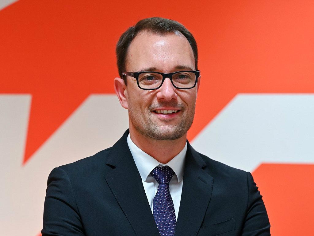 Roland Raith, izvršni direktor kompanije Gebruder Weiss Srbija - Naša misija je da klijentima u Srbiji pružimo izuzetnost logističkih servisa