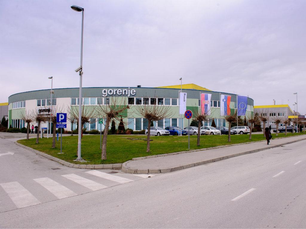 Gorenje planira još jedan pogon u Valjevu - U toku i priprema za gradnju nove fabrike televizora u Velenju
