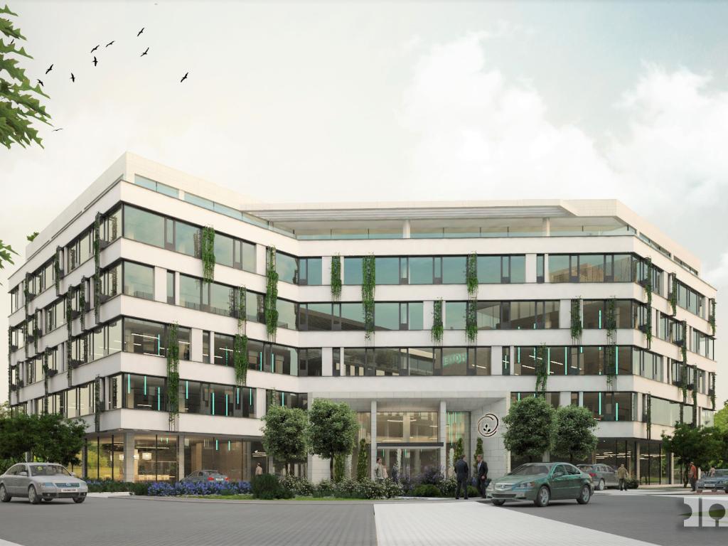 Bežanijska kosa dobija novu poslovnu oazu - Moderan poslovni kompleks Green Escape