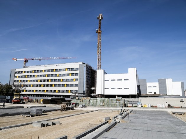 New Clinical Center in Nis worth EUR 50 million opens – Funds for construction of heliport secured as well