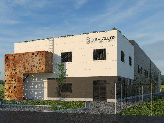 New JLB-SOULIER facility in Pirot
