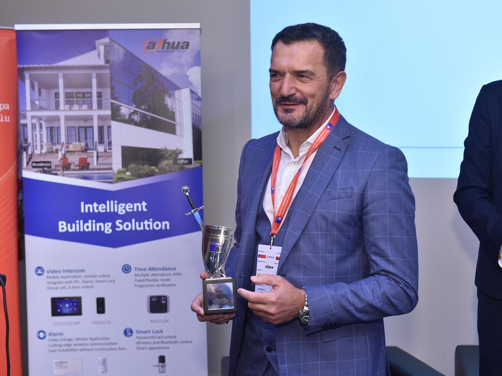 Jadranko Petković iz MPC Holdinga najbolji menadžer korporativne bezbednosti u 2018.