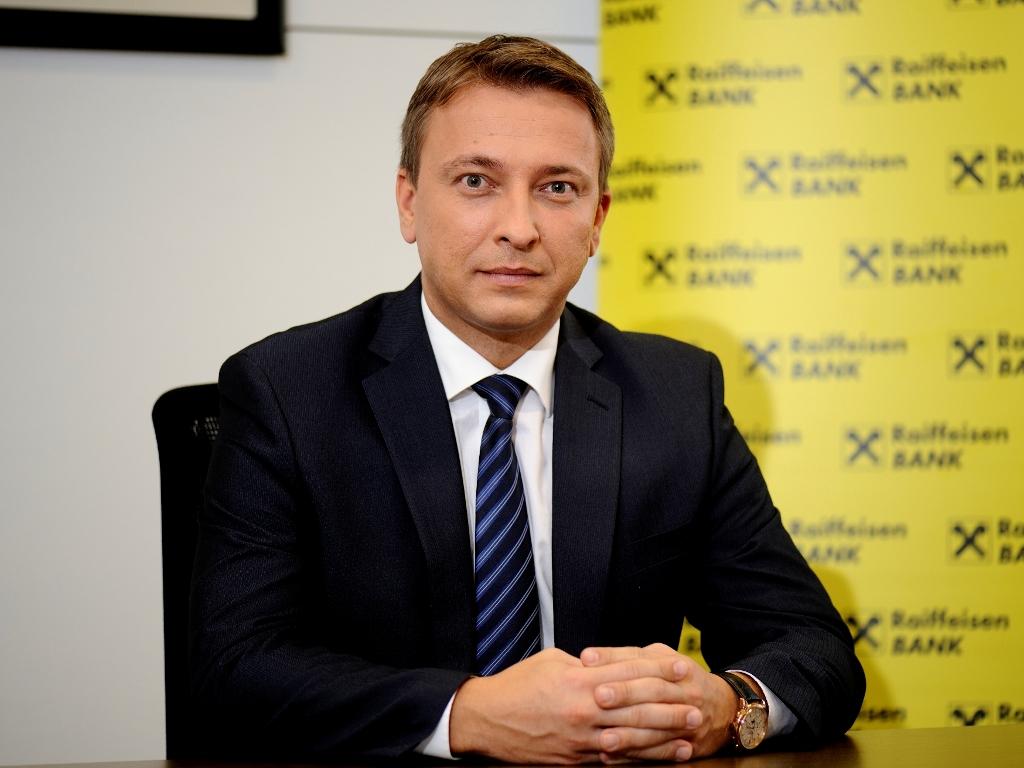 Karlheinz Dobnigg, direktor Raiffeisen banke - Uspjeh dolazi ako ste sretni i zadovoljni poslom
