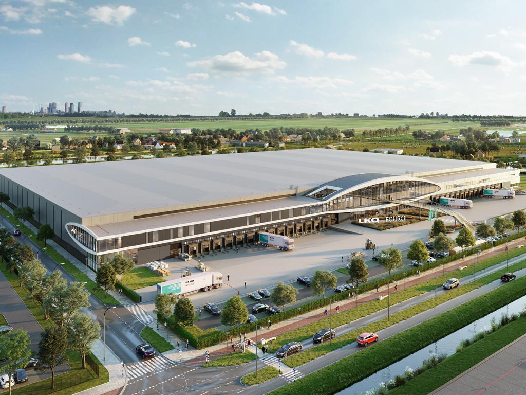 LKQ jača logistiku u Evropi - U Roterdamu otvaraju najsavremeniji distributivni centar rezervnih autodijelova