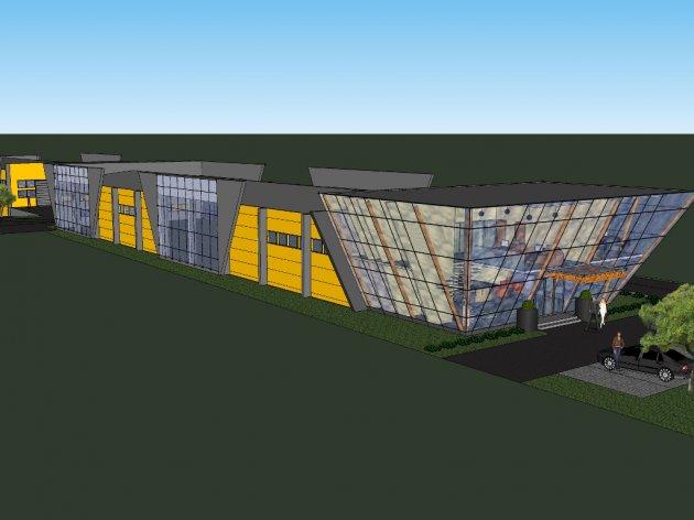 Bau eines Geschäfts- und Industriekomplex in Leštane geplant - Investition im Wert von 2 Mio. EUR