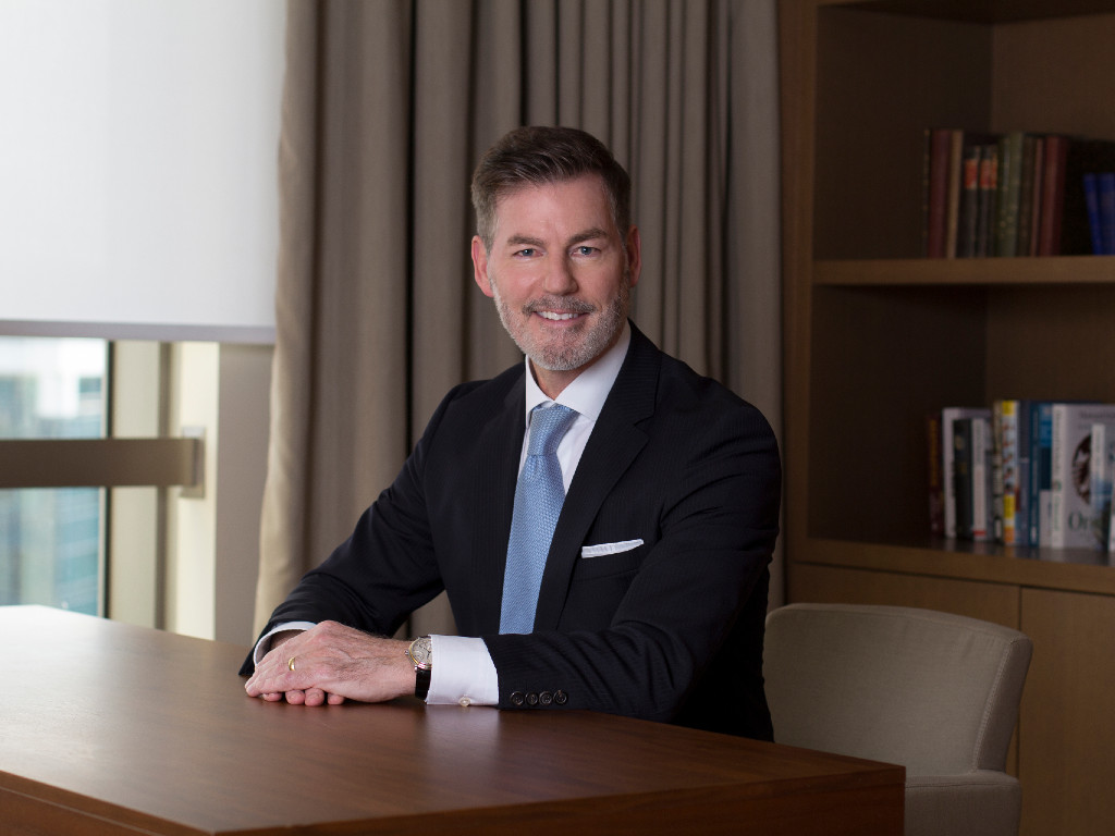 Michael Shannon novi generalni direktor hotela Hyatt Regency Beograd