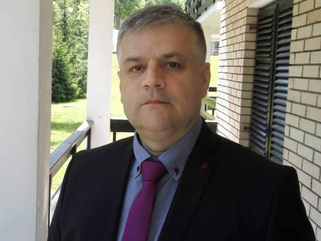 Prim. dr Milan Vidović