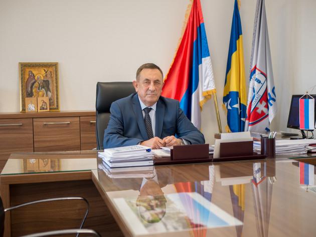 Milovan Bjelica, načelnik Opštine Sokolac - Naš glavni posao je da kreiramo  što bolju klimu za poslovanje