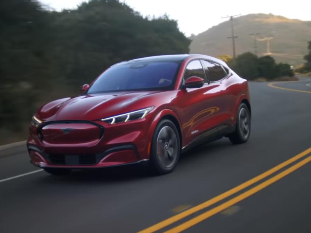 Ford predstavio električni Mustang