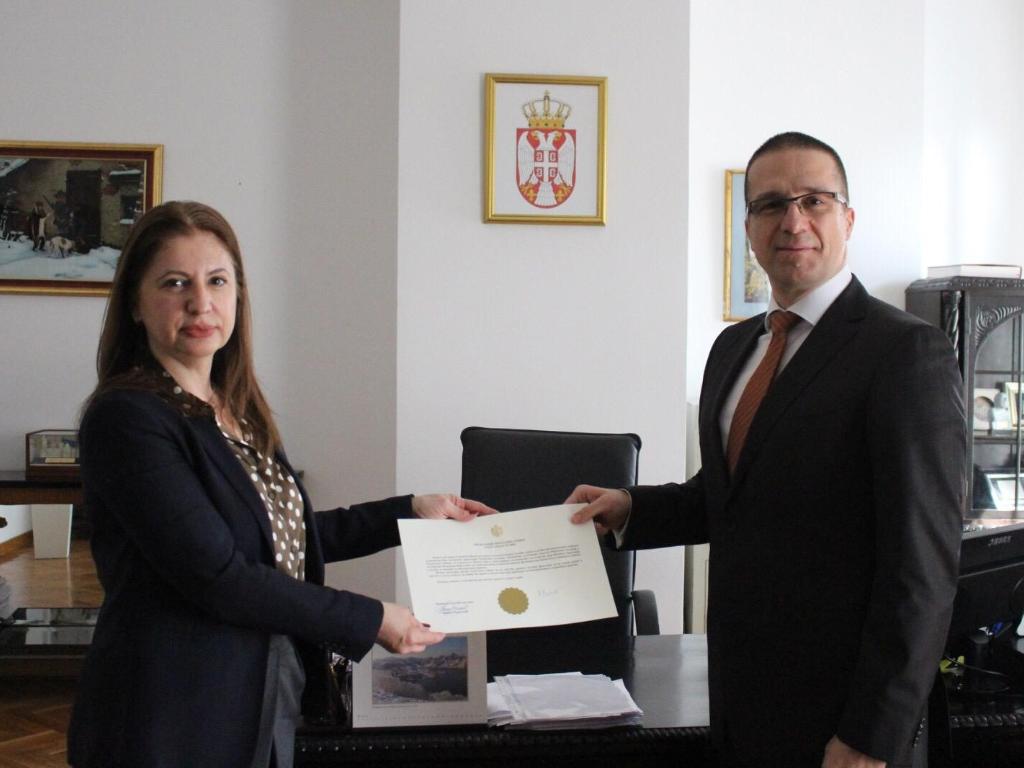 Otvara se Konzulat Austrije u Novom Sadu - Zoran Tadić imenovan za počasnog konzula
