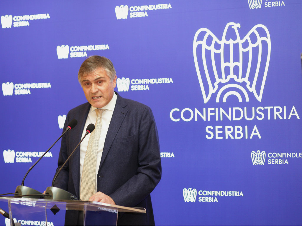 Patricio Dei Tos predsednik Konfindustrija Srbija - Moramo se suočiti sa krizom kako bi se zaštitila radna mesta i spasilo poslovanje