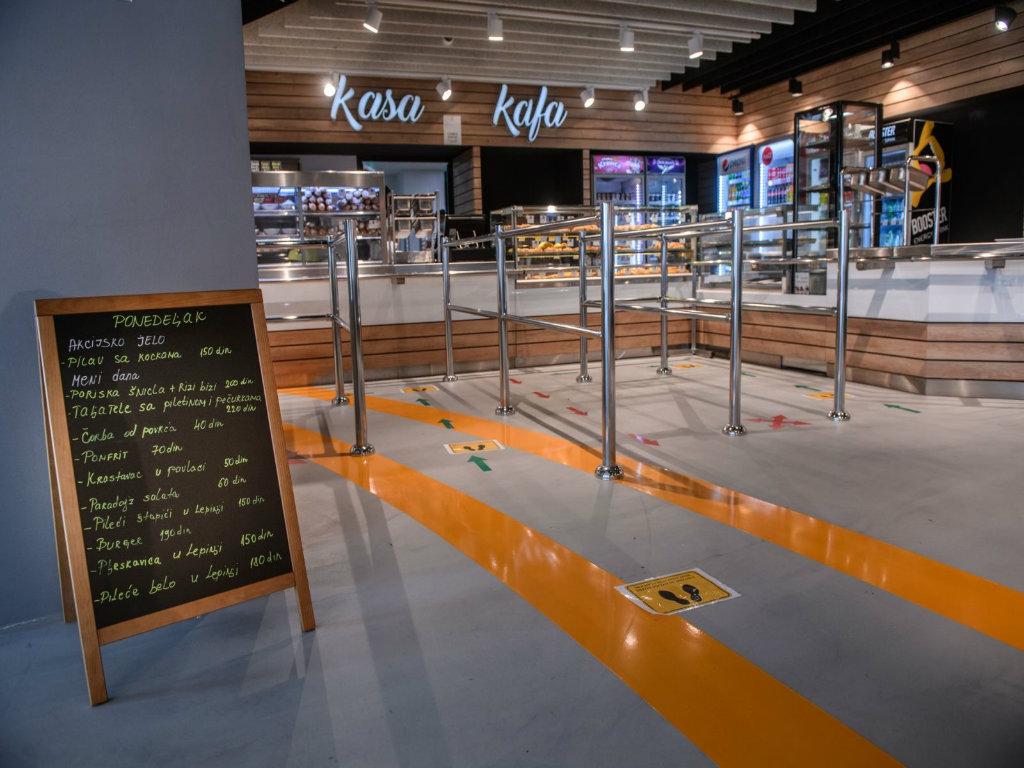 Priča Catering otvorila novi restoran u Kraljevu (FOTO)