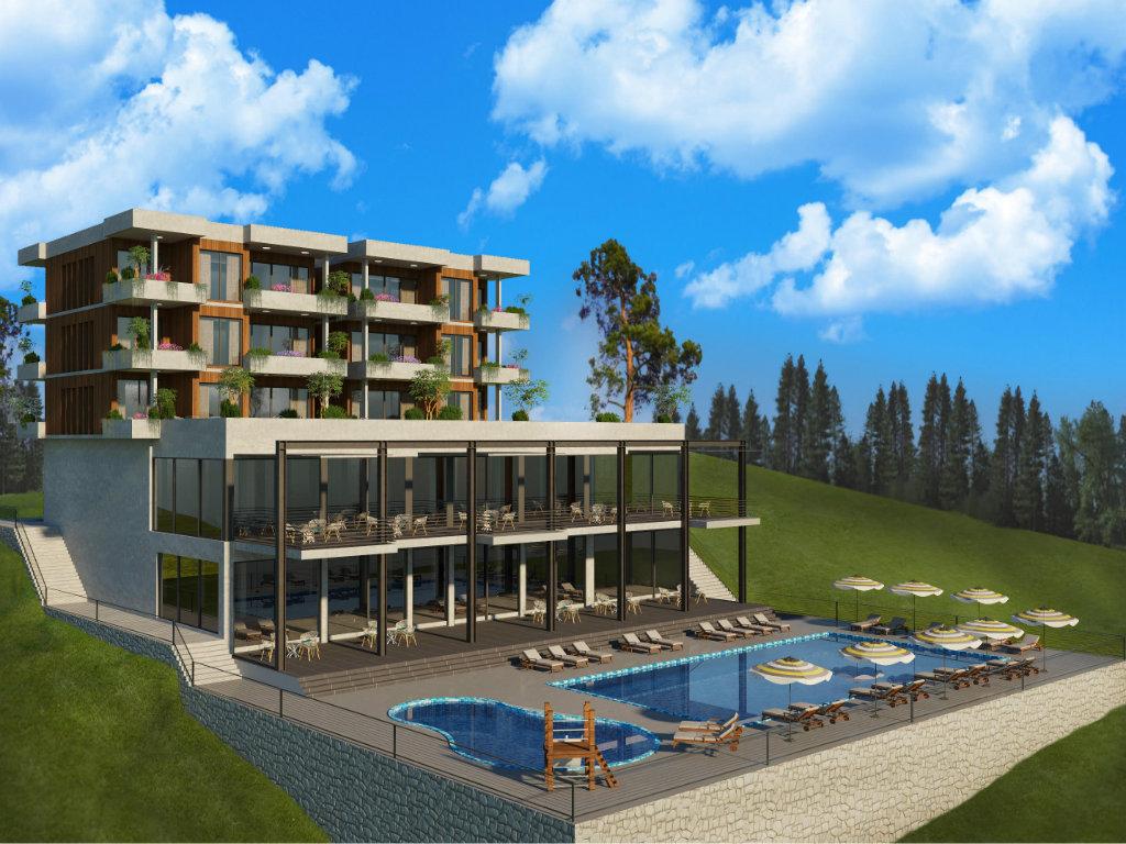 Renew Concept - Izgradnja novog luksuznog kompleksa na Kosmaju (FOTO)