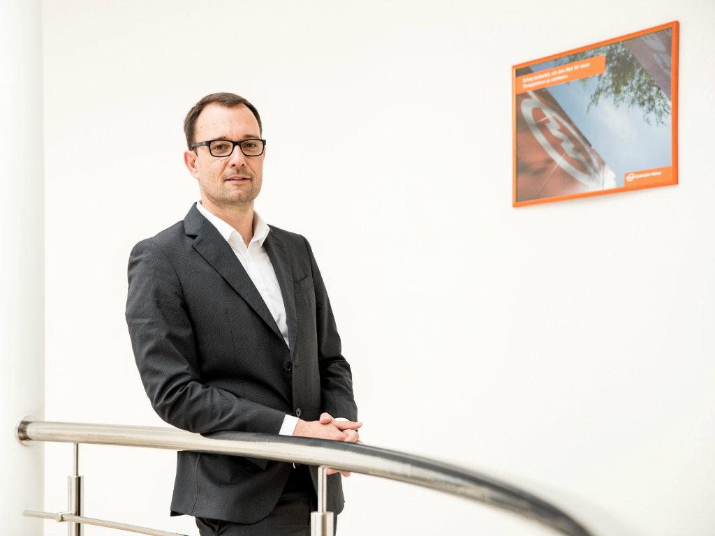 Roland Raith, izvršni direktor Gebrüder Weiss Srbija - Samo će kompanije koje imaju snažnu volju za inovacijama ostati uspešne na tržištu