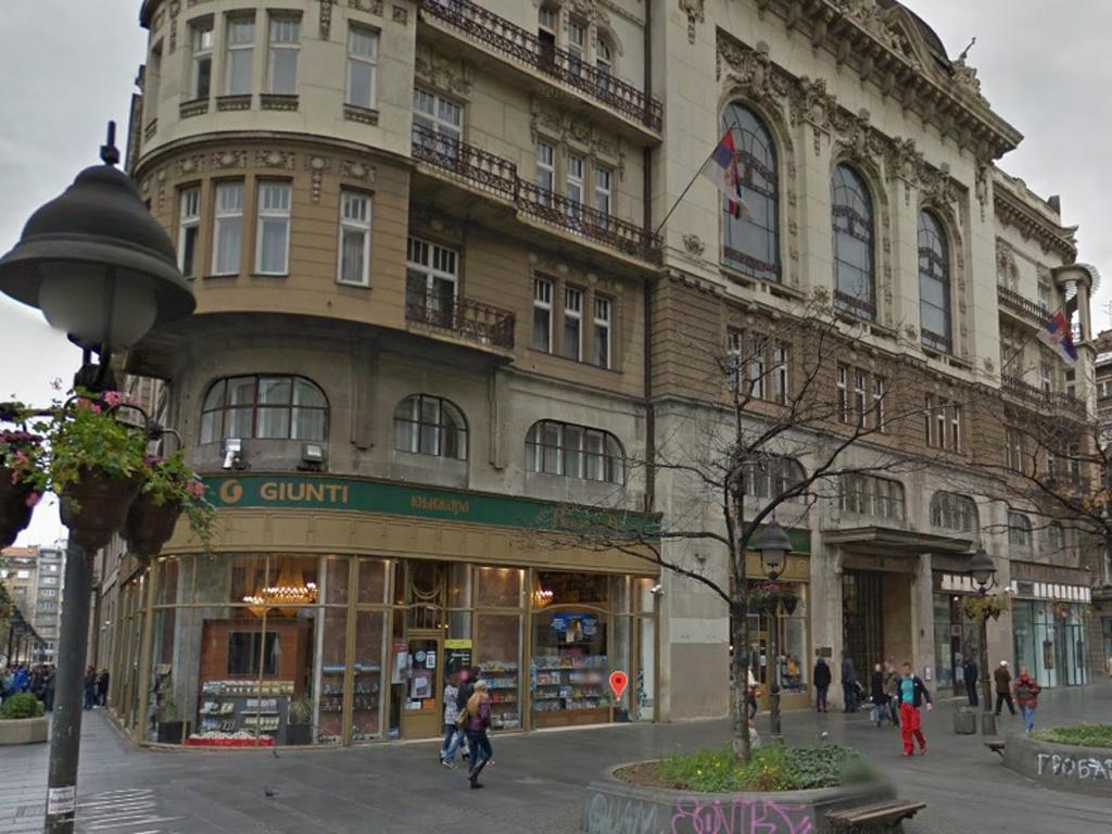 Rekonstrukcija Palate SANU do 2024. - Atrijum postaje koncertna dvorana