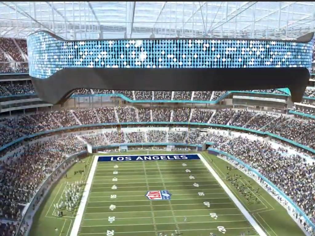 Najskuplji NFL stadion koštaće skoro 5 mlrd USD (VIDEO)