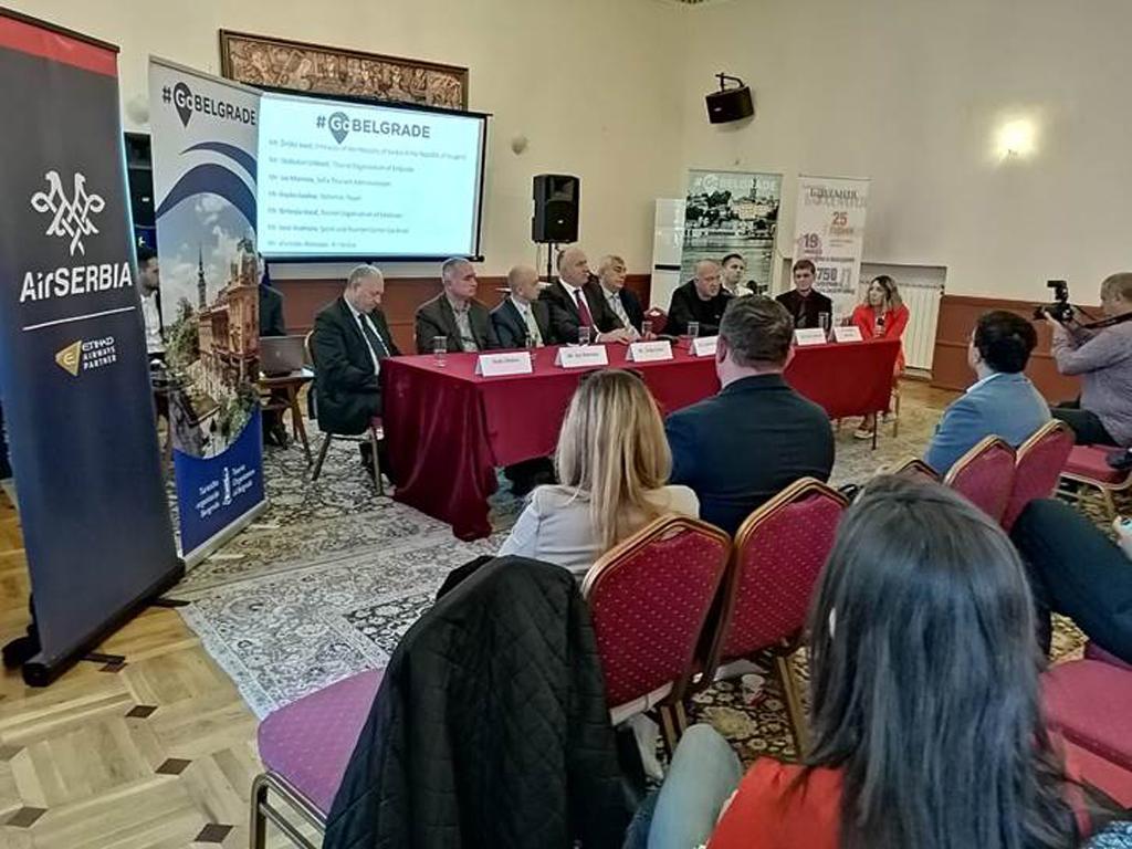 Turistička ponuda Beograda predstavljena u Sofiji