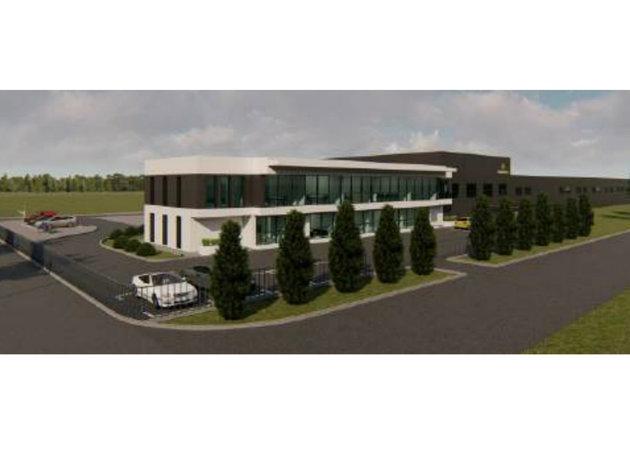Počela izgradnja fabrike Thermowool u Industrijskoj zoni u Adaševcima