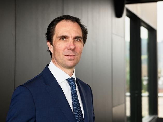 Wolfram Senger-Weiss, Chairman of the Gebrüder Weiss Management Board