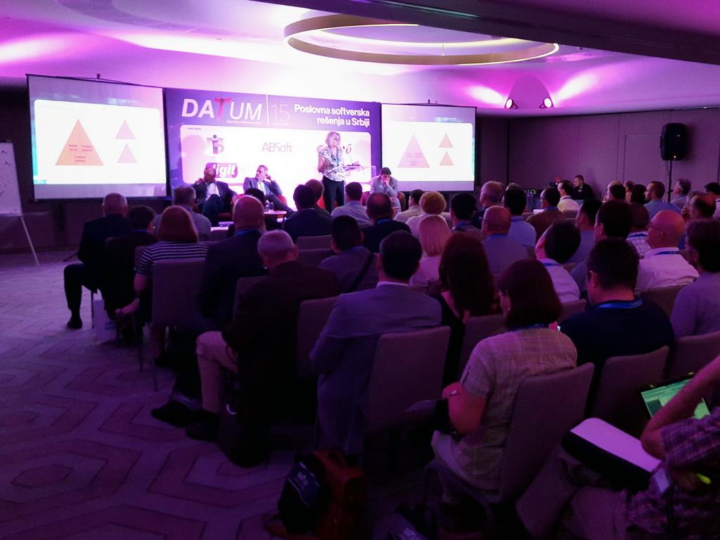"""""""AB Soft"""" predstavila ERP projekat na """"Mineco"""" konferenciji"""