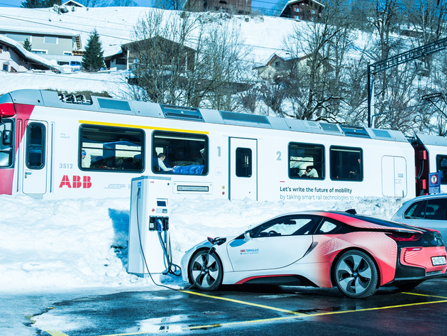 "ABB HVC brzi punjači za električna vozila - Održiva e-mobilnost za ""zelenije"" gradove"