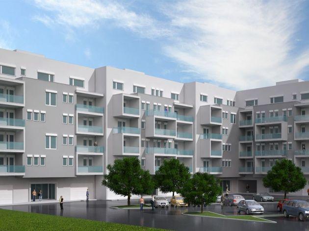 U Čapljini niče stambeni kompleks vrijedan 7 mil KM - Sve četiri lamele biće završene na proljeće 2022.