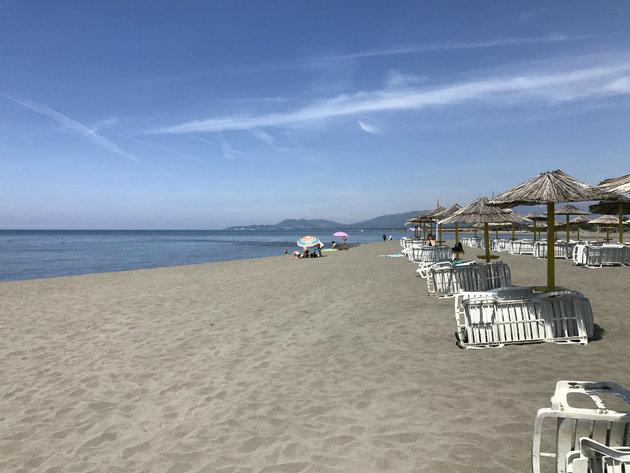 Alarmantno na Adi Bojani - Plaža nestaje, na nekim mestima je već nema