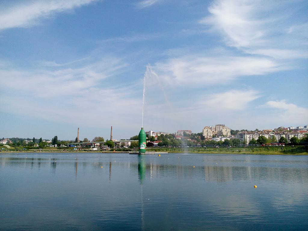 Savsko jezero postaće centar vrhunskih sportista - Na Adi Ciganliji gradiće se staza za triatlonce