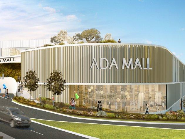 ekapija sehen sie wie neues einkaufszentrum ada mall in belgrad aussehen wird. Black Bedroom Furniture Sets. Home Design Ideas