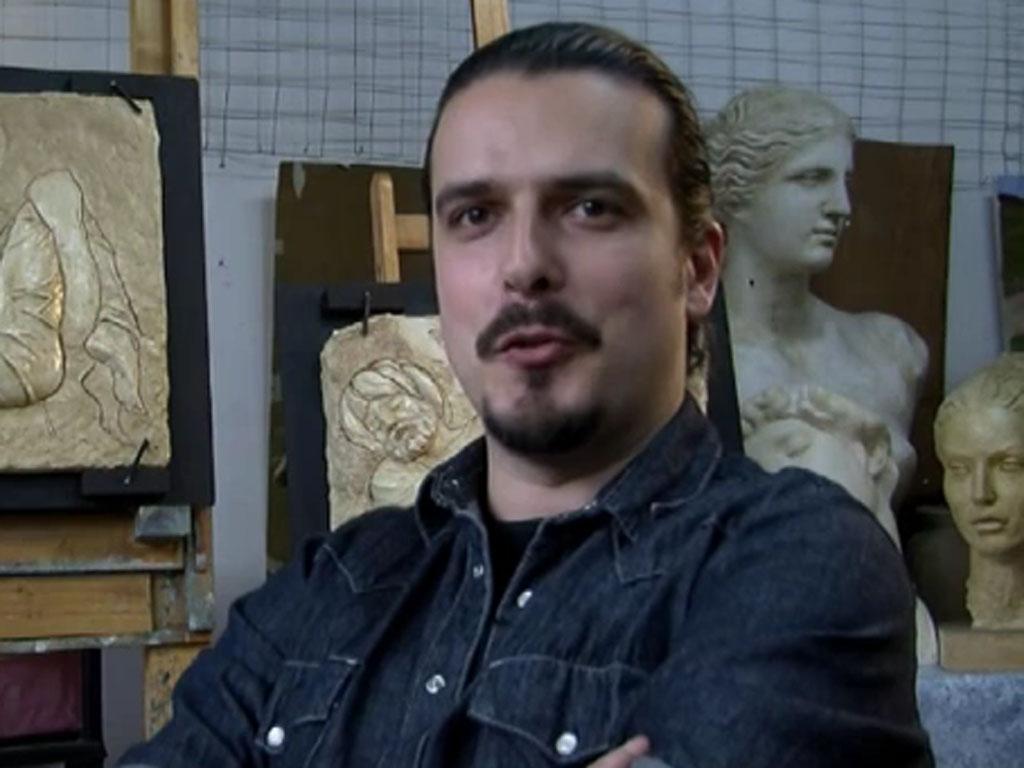 Adis Lukač, skulptor - Kako mi je Tvrtko I promijenio život