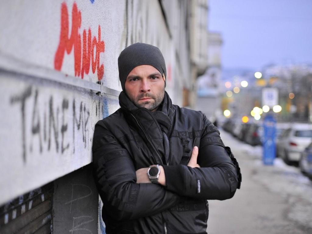 Adnan Hasković, glumac - Za deset godina vidim sebe kao oskarovca
