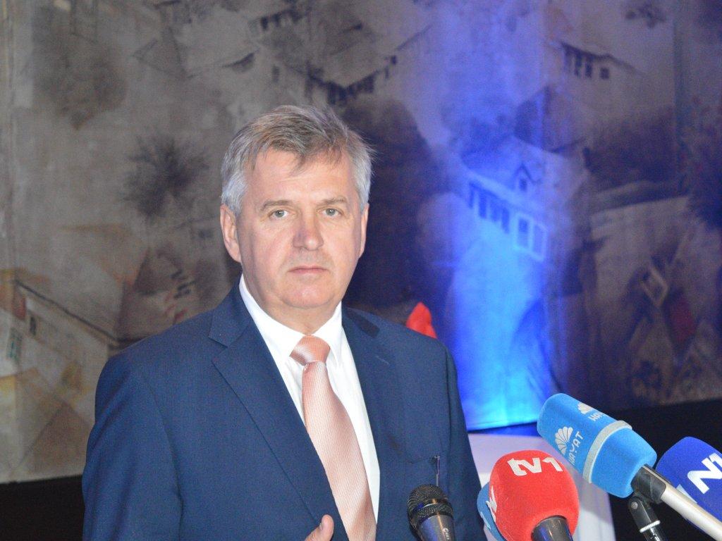 Adnan Smailbegović, vlasnik firme Wood Team i predsjednik Udruženja poslodavaca FBiH -  Samo rad daje rezultate