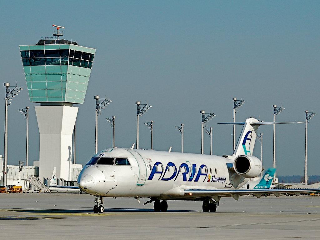 Upravna zgrada nekadašnjeg slovenačkog avio-prevoznika Adria Airways ponuđena na prodaju za 4,1 mil EUR