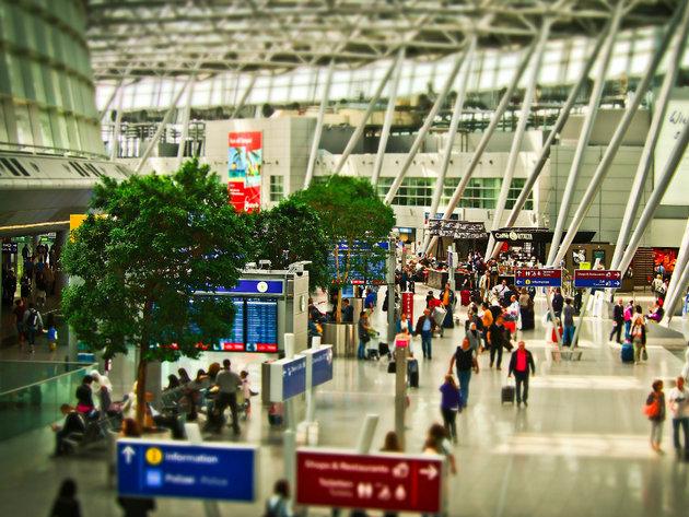 Aerodrom Frankfurt bilježi najmanji broj putnika od 1984.